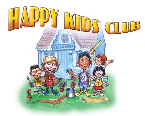 Happy Kids Club Logo
