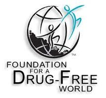 drug free world logo